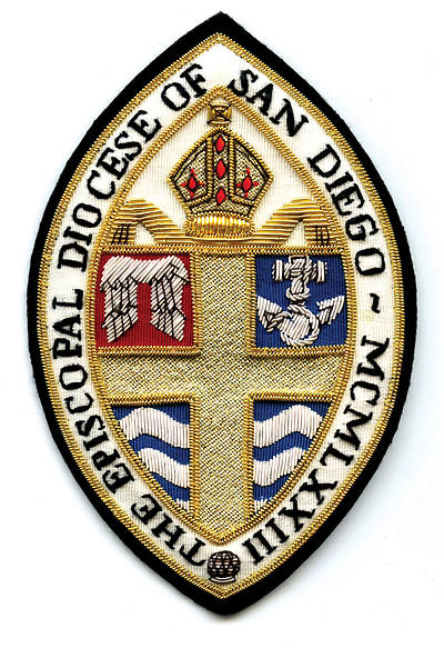 SEAL-DIOCESE OF SAN DIEGO