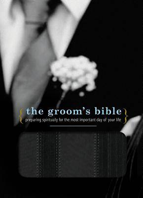 Picture of Groom's Bible-NCV