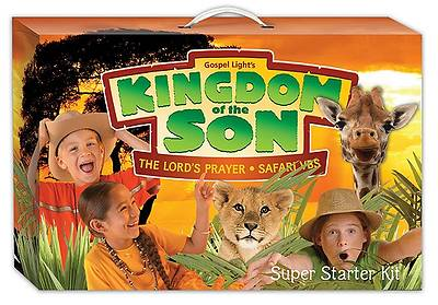 Gospel Light Vacation Bible School 2009 Kingdom of the Son Super Starter Pack VBS
