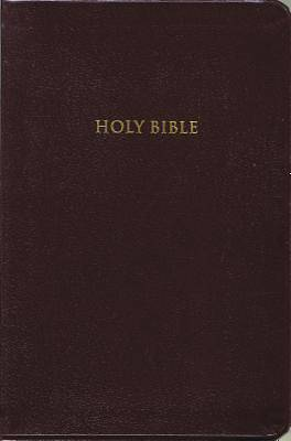 Giant Print Personal Reference Bible-KJV