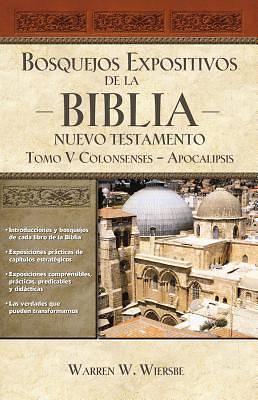 Picture of Bosquejos Expositivos de la Biblia, Tomo V