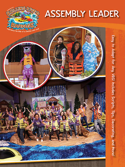 Vacation Bible School (VBS) 2018 Rolling River Rampage Assembly Leader Download