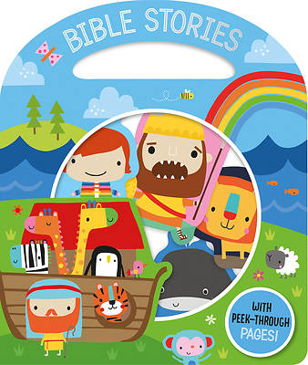 Picture of Busy Windows Bible Stories