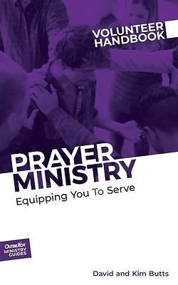 Picture of Prayer Ministry Volunteer Handbook