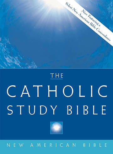 Picture of The Catholic Study Bible - New American Study Bible