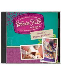 Music of Wonder Full World CD