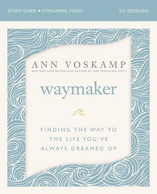 Picture of The Waymaker Study Guide