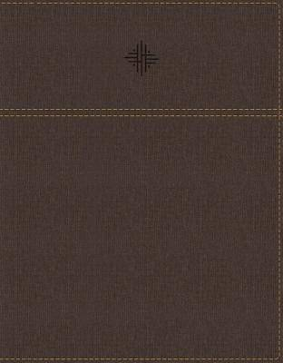 Nrsv, Journal the Word Bible with Apocrypha, Leathersoft, Brown, Comfort Print