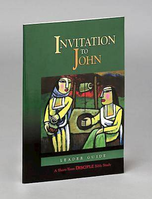 Invitation to John: Leader Guide