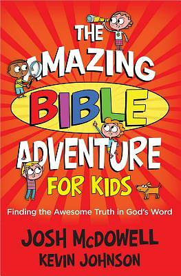 Picture of The Amazing Bible Adventure for Kids