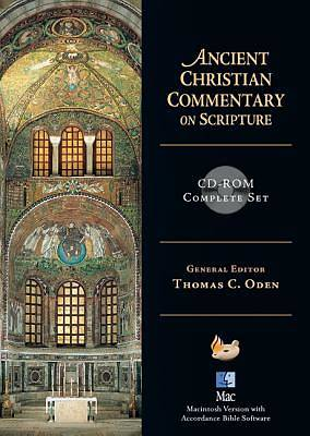 Ancient Christian Commentary on Scripture CD-ROM Complete Set