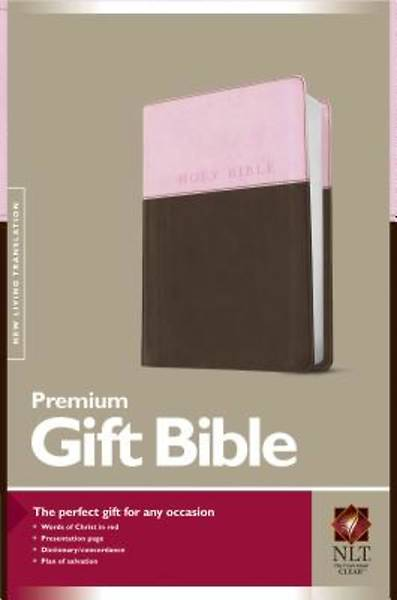 Picture of Premium Gift Bible New Living Translation