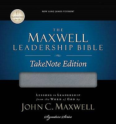 Maxwell Leadership Bible, NKJV