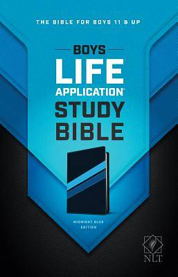 Picture of Boys Life Application Study Bible NLT, Tutone