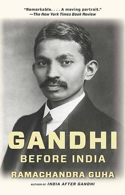 Picture of Gandhi Before India