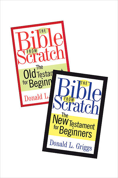 The Bible from Scratch 2-Volume Set