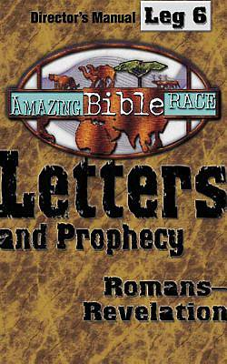 Amazing Bible Race, Directors Manual, Leg 6 CDROM