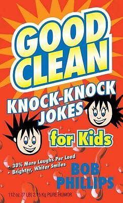 Picture of Good Clean Knock-Knock Jokes for Kids