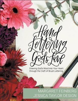 Picture of Hand Lettering God's Love
