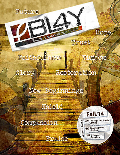 Bible Lessons for Youth Fall 2014 Leader