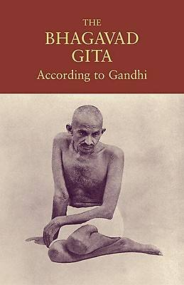 Picture of The Bhagavad Gita According to Gandhi [ePub Ebook]