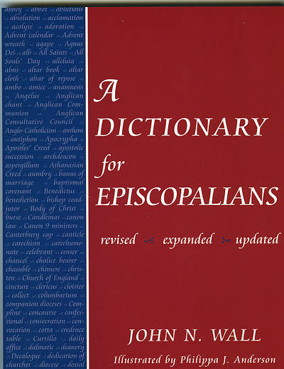 Picture of A Dictionary for Episcopalians
