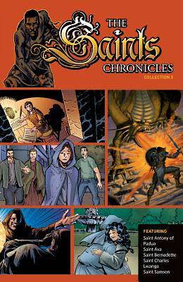 Picture of Saints Chronicles Collection 3