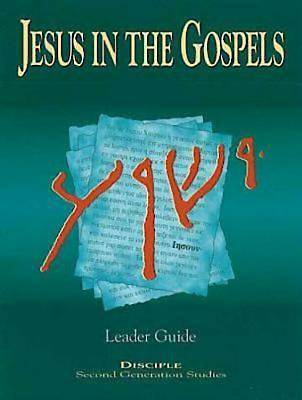 Picture of Jesus in the Gospels: Leader Guide - eBook [ePub]
