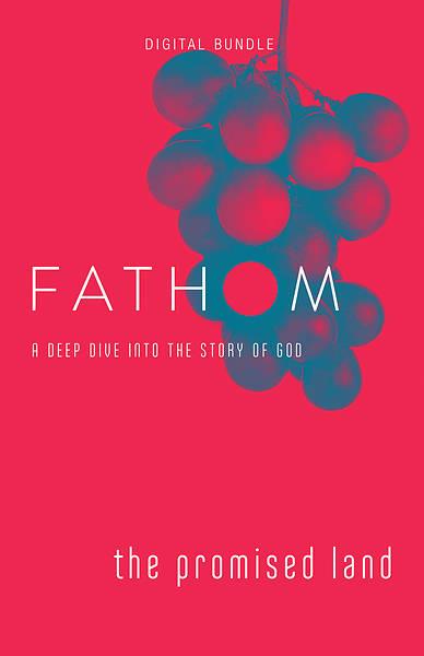 Picture of Fathom Bible Studies: The Promised Land Digital Bundle