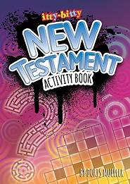 New Testament Ittybitty Bible Activity Book 6pk