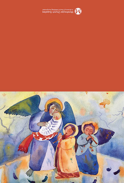 Song of the Angels Christmas Cards (Pack of 12)