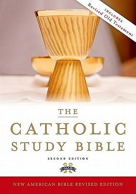 Catholic Study Bible-Nabre