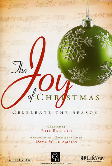 The Joy of Christmas SATB Choral Book