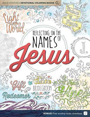 Picture of The Jesus-Centered Coloring Book #1