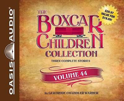 The Boxcar Children Collection Volume 44