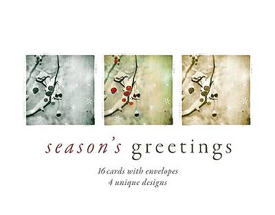 Boxed Christmas Cards Seasons Greetings