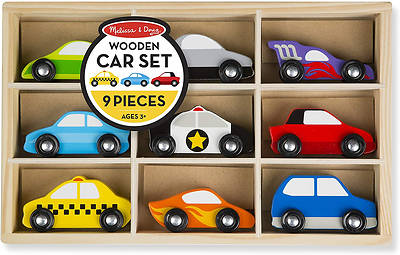 Picture of Wooden Cars Set