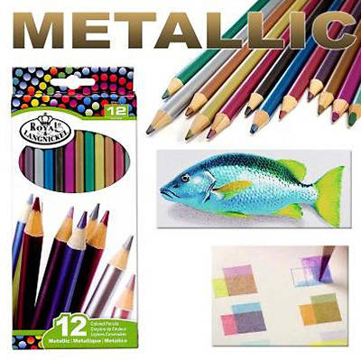Picture of Metallic Color Pencil Set of 1