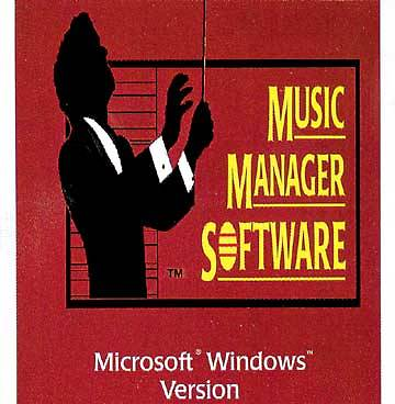 Master Music Manager 3.5 Windows CD Rom