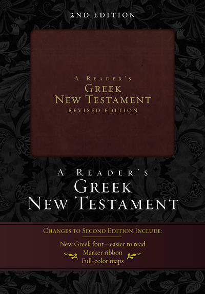 A Readers Greek New Testament