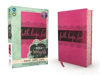 Picture of NIV Bible for Teen Girls