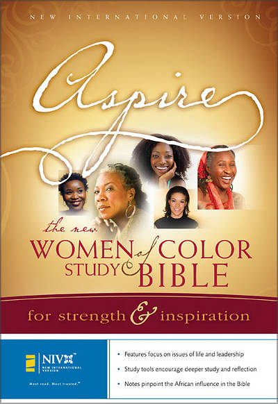 Aspire: The New Women of Color Study Bible NIV