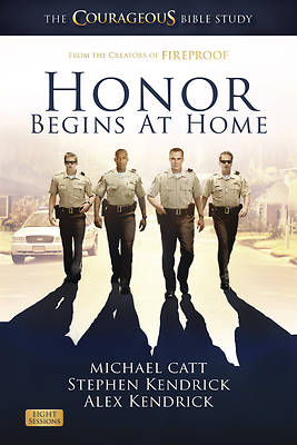 Picture of Honor Begins at Home - Bible Study Book