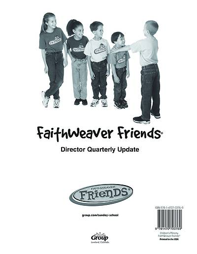 Picture of FaithWeaver Friends Director Quarterly Update Spring 2020