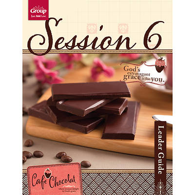 Picture of Café Chocolat Session 6 Leader Guide