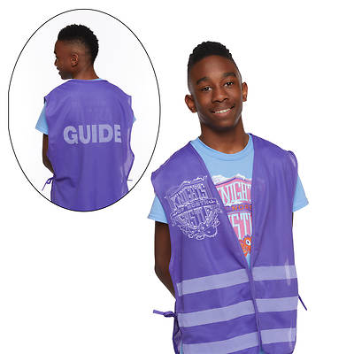 Picture of Vacation Bible School (VBS) 2020 Knights of North Castle Guide Vest