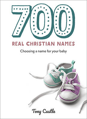 Picture of 700 Real Christian Names