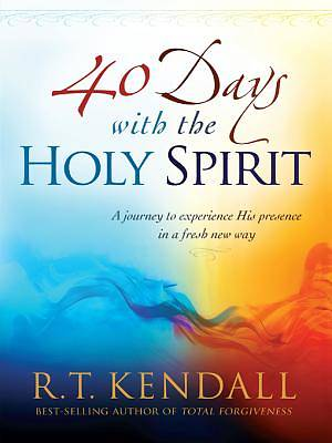Picture of 40 Days With the Holy Spirit - eBook [ePub]