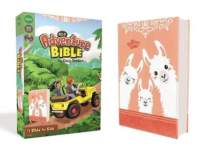 Picture of Nirv, Adventure Bible for Early Readers, Leathersoft, Coral, Full Color