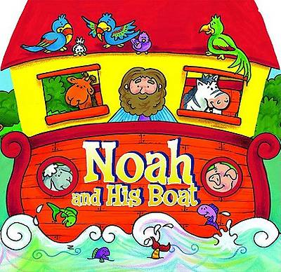 Picture of Noah and His Boat
